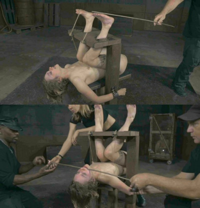 Hard Bdsm Sex – Mercy West, Abigail Dupree