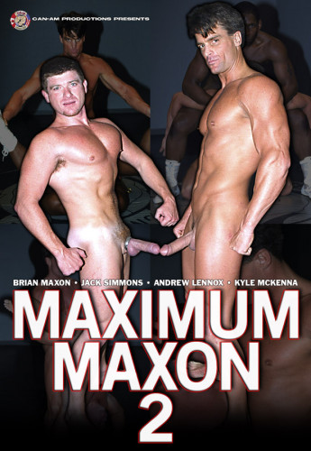 Can-Am Productions — Maximum Maxon Vol.2 (2012)