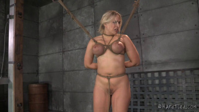 Angel Allwood needs a place to get her rope bondage fix.