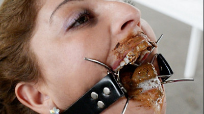 Scat Domination Open Mouth By Mikaela Wolf Filesmonster Scat