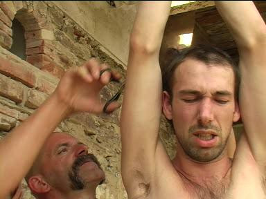 Discipline4Boys - Punished Burglar 1