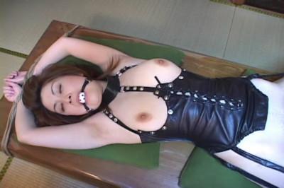 Luxury Japanese BDSM porn