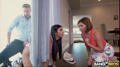 Gianna Dior – Gianna Gets Fucked in the  Door