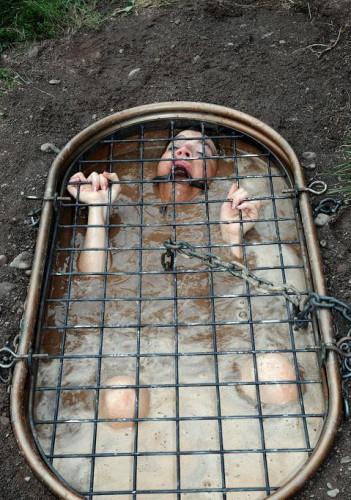 Mud Baths For Slave