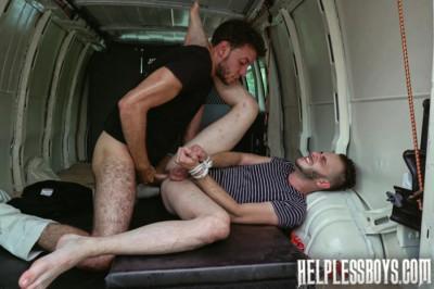 Description HelplessBoys Valentino Nappi - Dumped Then Dominated