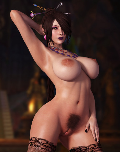 Lulu — Final Fantasy X — Assembly