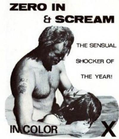 Description Zero In And Scream(1971)- Michael Stearns, Donna Young