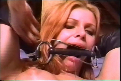 The master then went on to observe and savour the slave who was bound