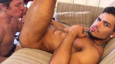 OnlyFans – Rico Marlon flip flop with Boy lixo Russo Russian Redneck