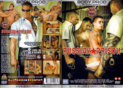 Description Russian Prison Lock Down - Rod Stevens, Enrico Bellagio, Rick Bauer