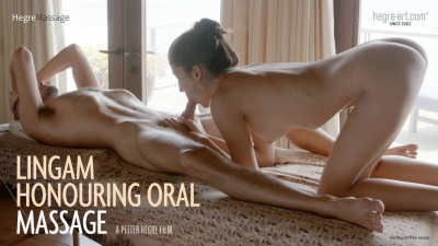 Serena - Lingam Honouring Oral Massage