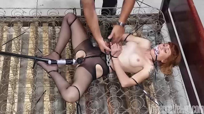 Exposed Forced Orgasm
