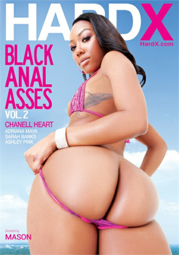 Black Anal Asses Part 2