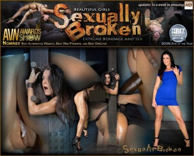 Stunning  India Summer Belted Down To A Post And Bred, 10 Inch BBC And Creampies
