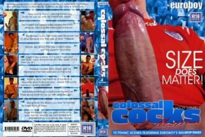 Description Colossal Cocks Collection Vol.1