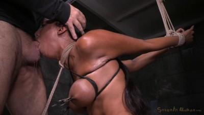 SexuallyBroken - March 30, 2015 - Sadie Santana