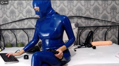 LiveJasmin - AngelNoble - Latex Webcam Video Collection Part 2