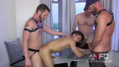 Description Adam Black, Armond Rizzo, Asher Devin