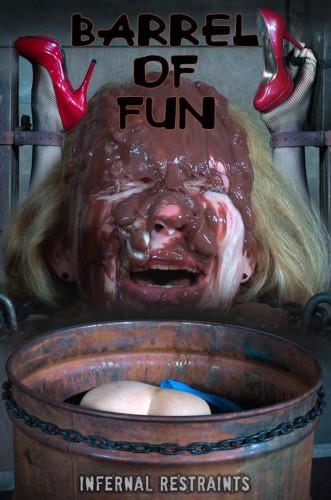 Barrel of Fun – BDSM, Humiliation, Torture