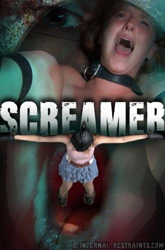 Ashley Lane - Screamer - Only Pain HD