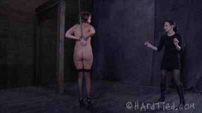 HardTied - Captured with Alisha Adams