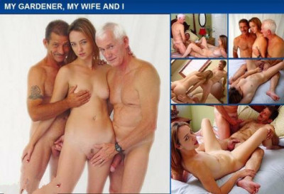 My Gardener, My Wife And I - dad, oral, dicks.