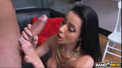 Ramon's Monster Cock in My Pussy and My Ass