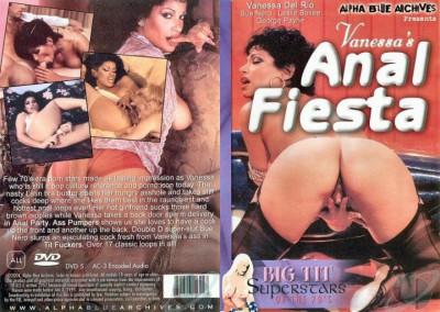 Vanessa's Anal Fiesta (1970) – Vanessa Del Rio, Leslie Bovee