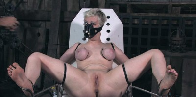 Cherry Torn ready for a good torture