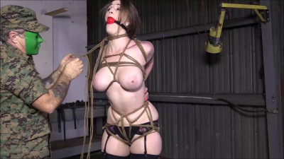 Extreme Bondage And Torture For Girl With Beautiful Tits
