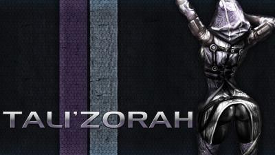 Tali'Zorah nar Rayya ( Mass Effect )