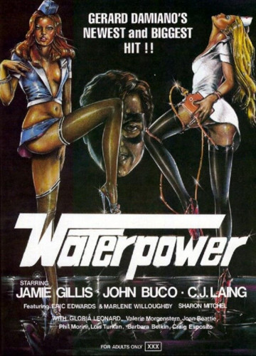 Description Water Power 1976(Blue One)