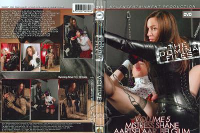 The Domina Files 05 Mistress Shane