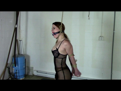 Lingerie Bound In The Basement