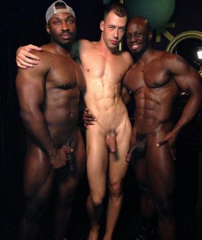 Description Three To Get Lucky (Marc Williams, Brandon Jones and Jay Black) FullHD