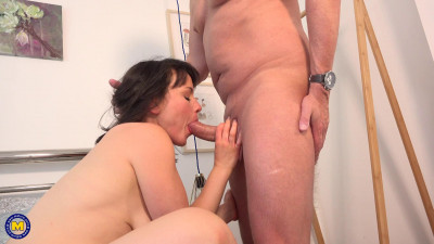 Cute mom Lucy Love just wants to be fucked hard and raw