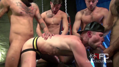 Raw Fuck Club – Drew Dixon Gang Bang Part 1