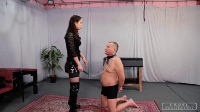 Cruel Punishments – Mistress Nina – Slow, huge slaps
