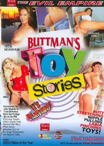 Description Buttman's toy stories