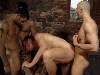 Btutal orgy at prison