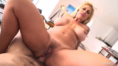 Mature bitch really wants a big dick