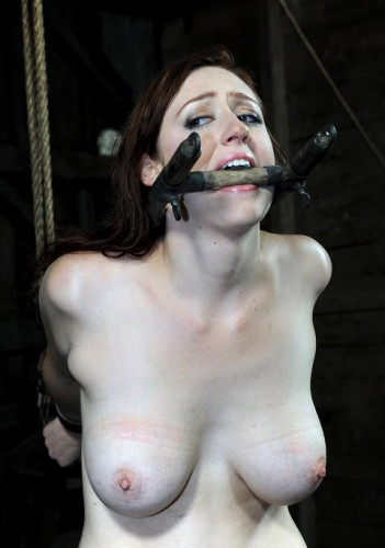 Powerful pleasure for slave