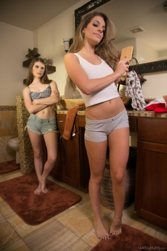 Kimmy Granger, Alice March - I Caught My Part One FullHD 1080p
