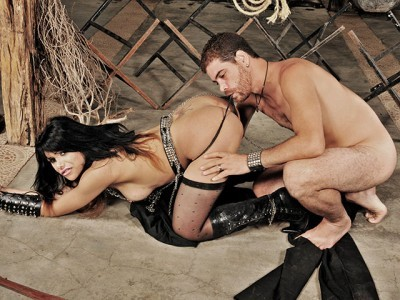 Submissive Shemale Marina Almeida
