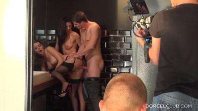 behind cenes submissive secretary
