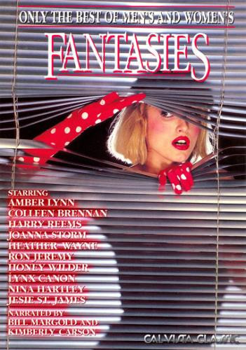 Description Only The Best Of Men's And Women's Fantasies (1988) - Amber Lynn