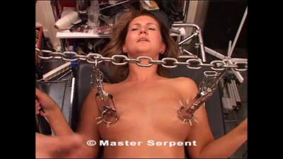 Beauty Chelsey Visiting the Torture Galaxy part 6