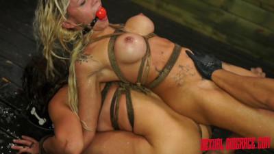 Bibi Miami & Callie Calypso 1 Sexual Disgrace Triple Threat
