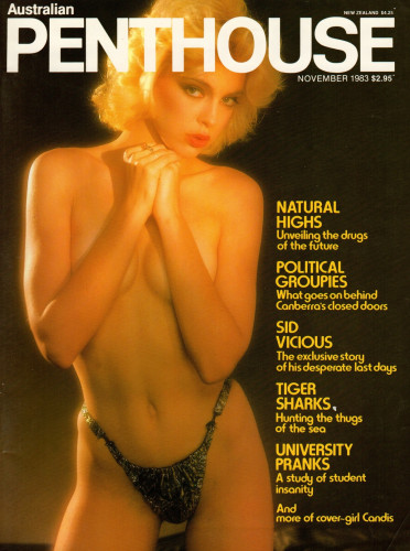 Description Penthouse Australia 1983