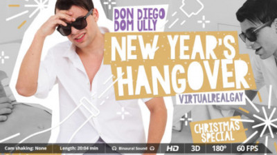 Description Virtual Real Gay - New Year's Hangover (Android/iPhone)